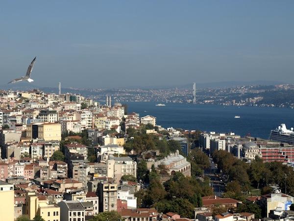 Bosporus-Brücke