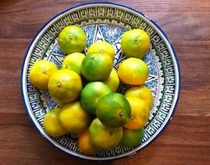 3 Kilo Mandarinen vom Markt