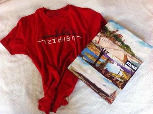 Istanbul-T-Shirt von Mavi